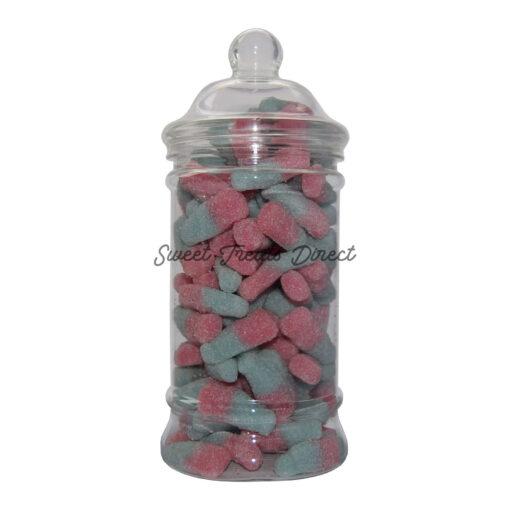 Kingsway Fizzy Cola Bottles Victorian Sweet Jar