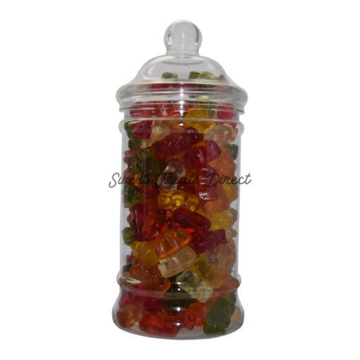 Haribo Gold Bears Victorian Sweet Jar