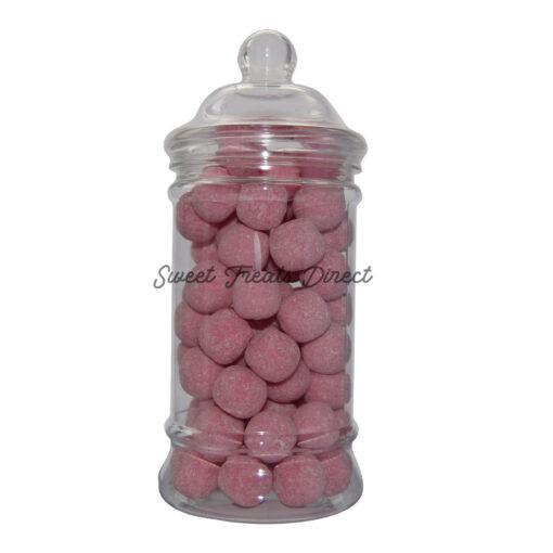 Strawberry Bonbons Victorian Sweet Jar