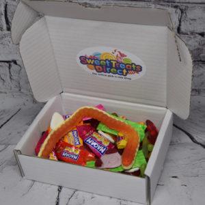 500g Pick n Mix Postal Box