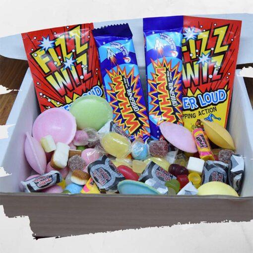 Retro Pick n Mix Box