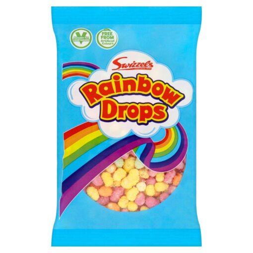 Swizzels Rainbow Drops Large Bag 32g