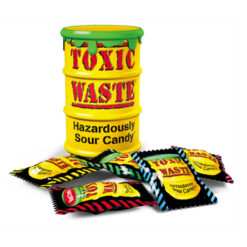 Toxic Waste Extreme Sour Sweets