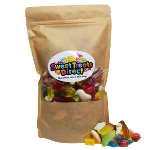 Create Your Own Pick and Mix Sweets Pouch