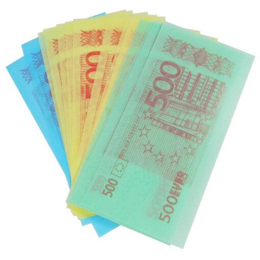 Crazy Candy Factory Edible Paper Money