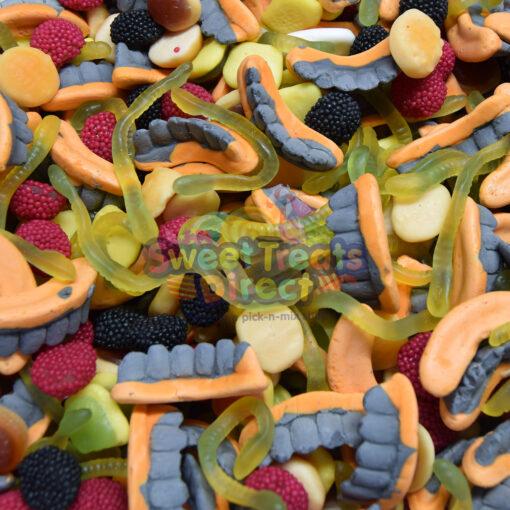 Halloween Liquorice & Jelly Mixture