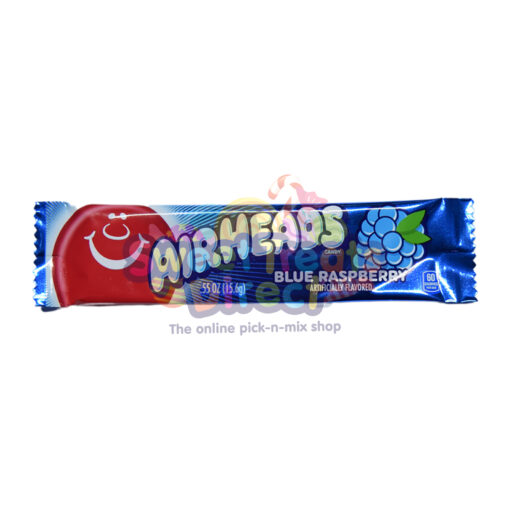 Airheads Blue Raspberry Chewy Bars 16g