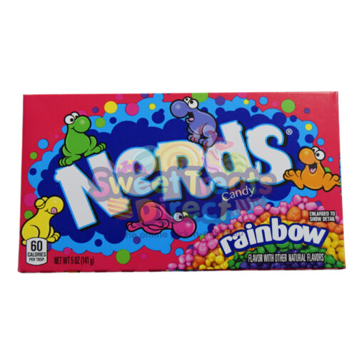 Nerds Rainbow Theatre Box 141g
