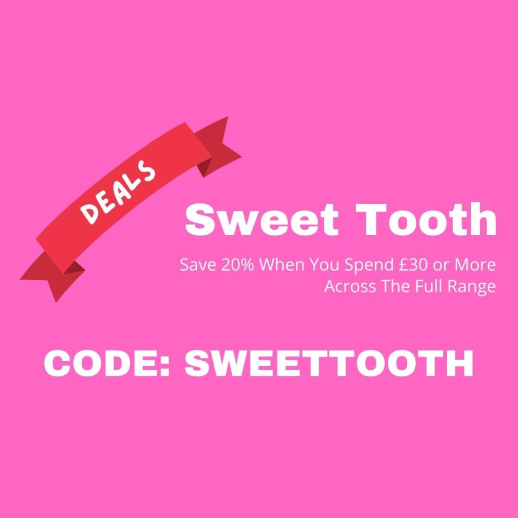 Sweet Tooth Special Offer