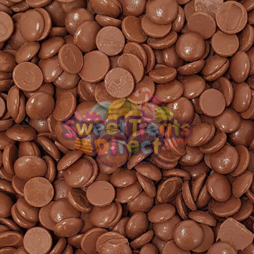 Luxury Belgian Milk Chocolate Drops
